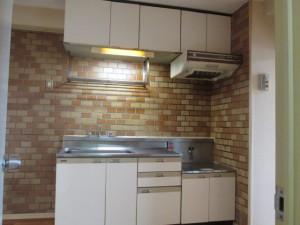 キッチン 施工前2