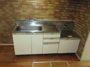 キッチン 施工前1