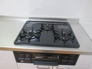 キッチン 施工後1
