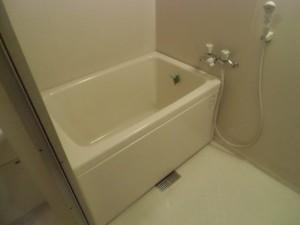 3.完工 浴槽
