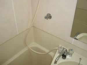浴室塗装 施工後