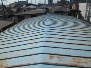 屋根 施工前1