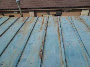 屋根 施工前4