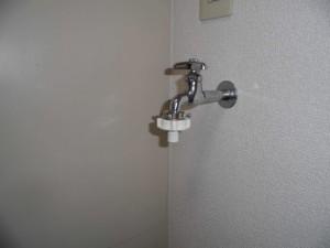 11.既設 洗濯水栓