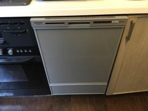2.完工 食洗機
