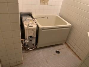 2完工 バランス釜・浴槽