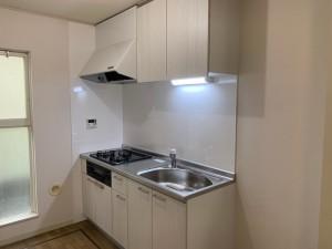3.完工 キッチン設備